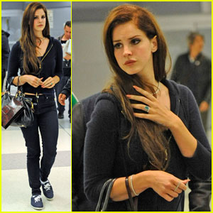 Top 10 of lana del reys most hairgasmic moments not your 120925lana del rey lana del rey airport pmusecretfo Gallery